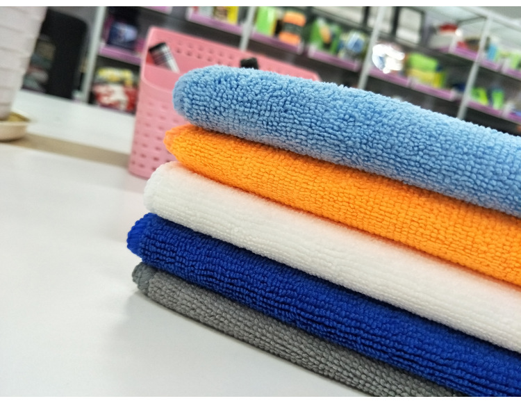Microfiber Towel Car Wash Accessories Premium Car Detailing Super Absorbent Towel Ultra Soft Edge-less Car Washing Drying Towel