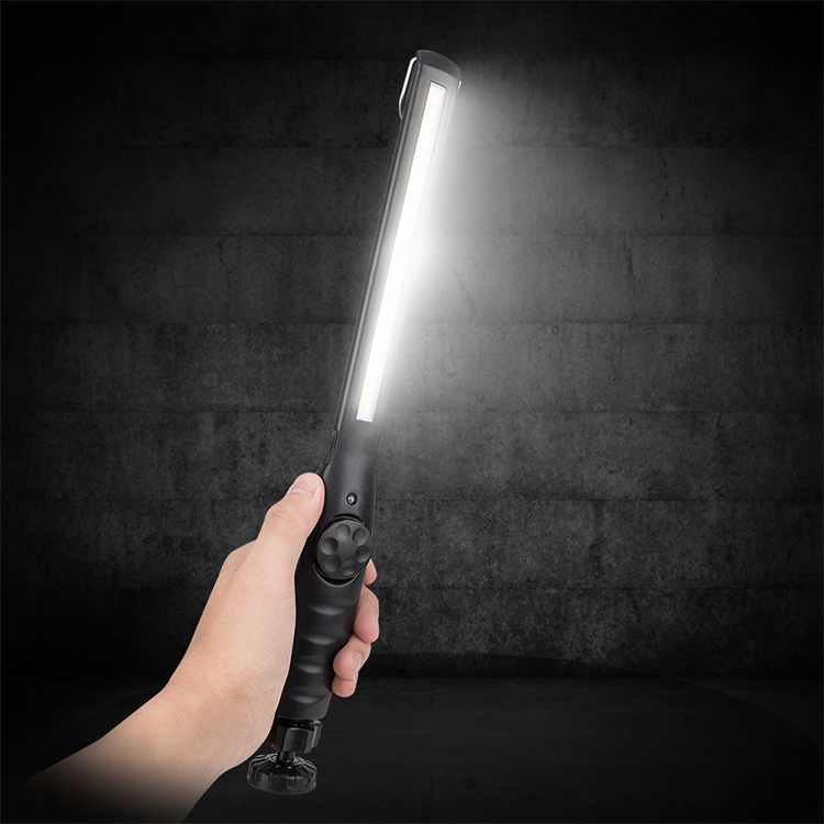 8W inspection light rechargeable portable magnetic base COB LED slim work light perfect for car repair usb Led Work Lamp