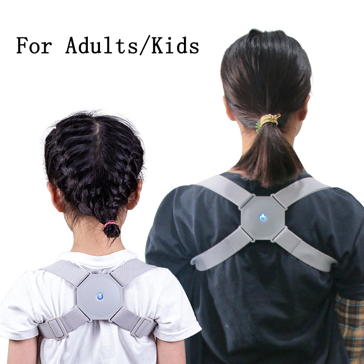 Adjustable Intelligent Back Posture Corrector Spine Back Shoulder Lumbar Brace Support Belt Posture Correction Back Belt