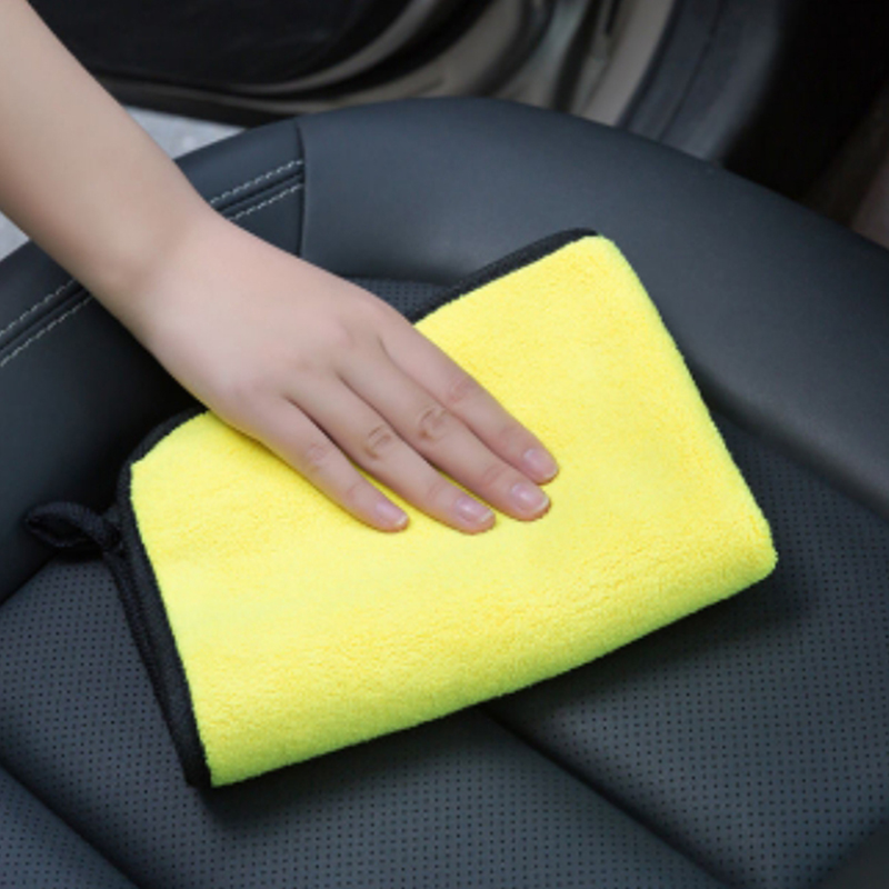 Microfiber Washing Drying Towel Strong Thick Fiber Car Cleaning Cloth Car Care Polishing Wash Towels Detailing Car Wash Towel